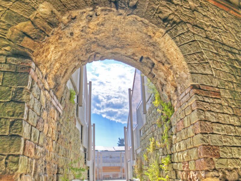 Amphithéâtre romain Arènes - Vidéothèque libre de droit pour professionnels