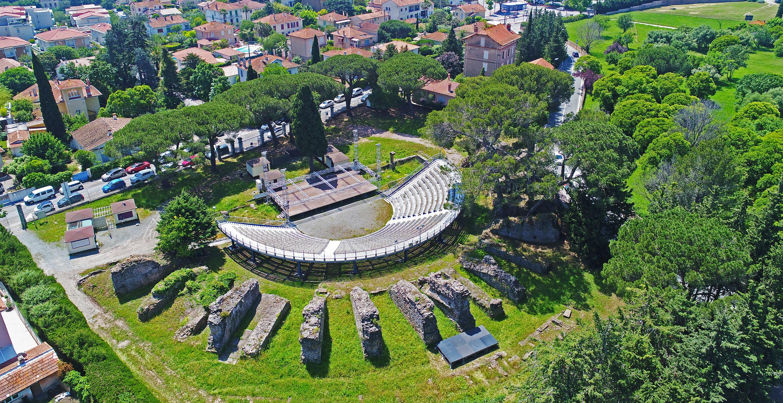 Théâtre romain Fréjus