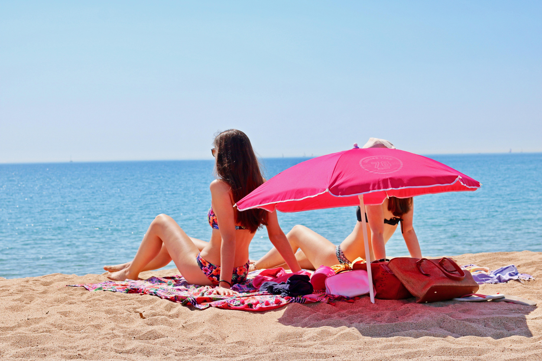 Les plages de Fréjus