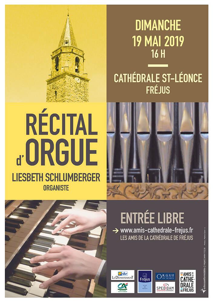 Récital d'orgue Liesbeth Schlumberger