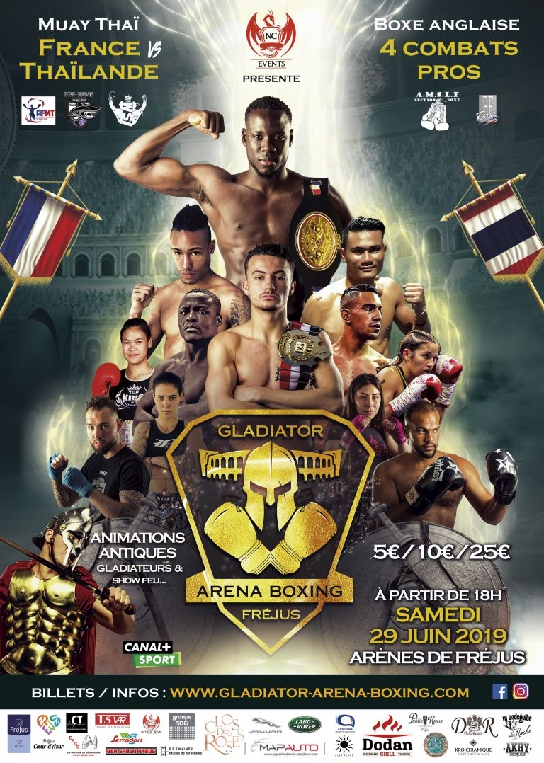 Arena Boxing