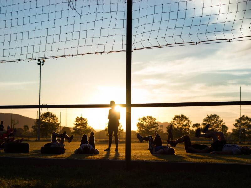 Sport base nature - Vidéothèque libre de droit pour professionnels