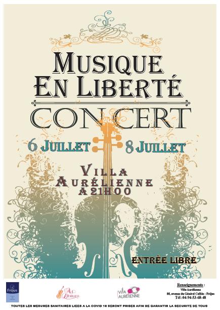 Musique en liberté : Concert Ad Libitum