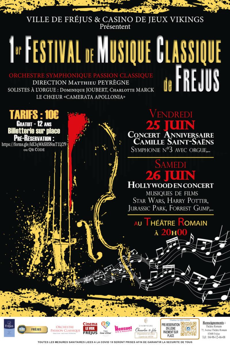 1er Festival de Musique Classique