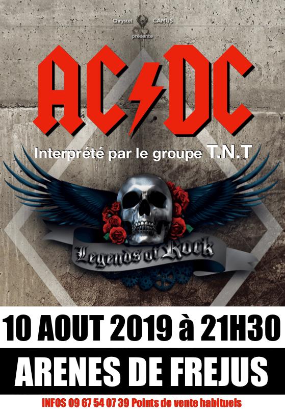 Tribute ACDC par T.N.T.