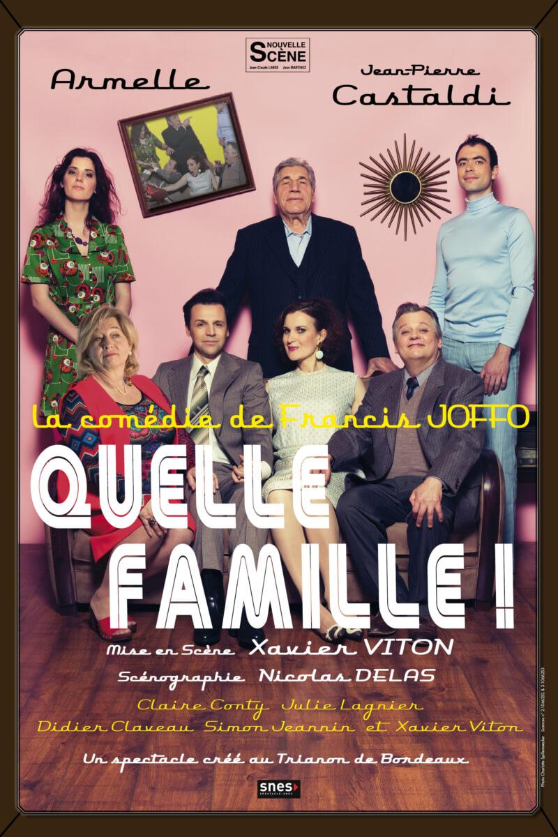Les Nuits Auréliennes «Quelle Famille»