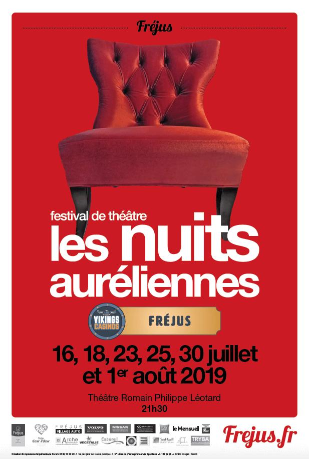 Festival de théâtre Les Nuits Auréliennes