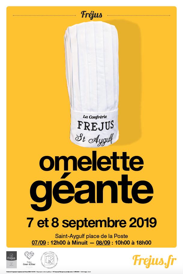 Omelette Géante