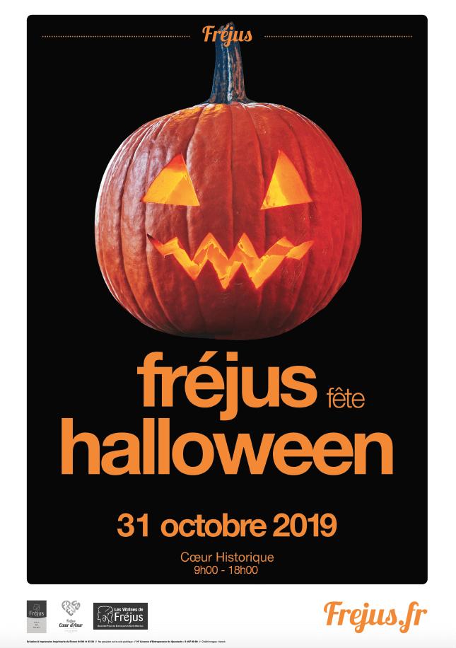 Halloween à Fréjus