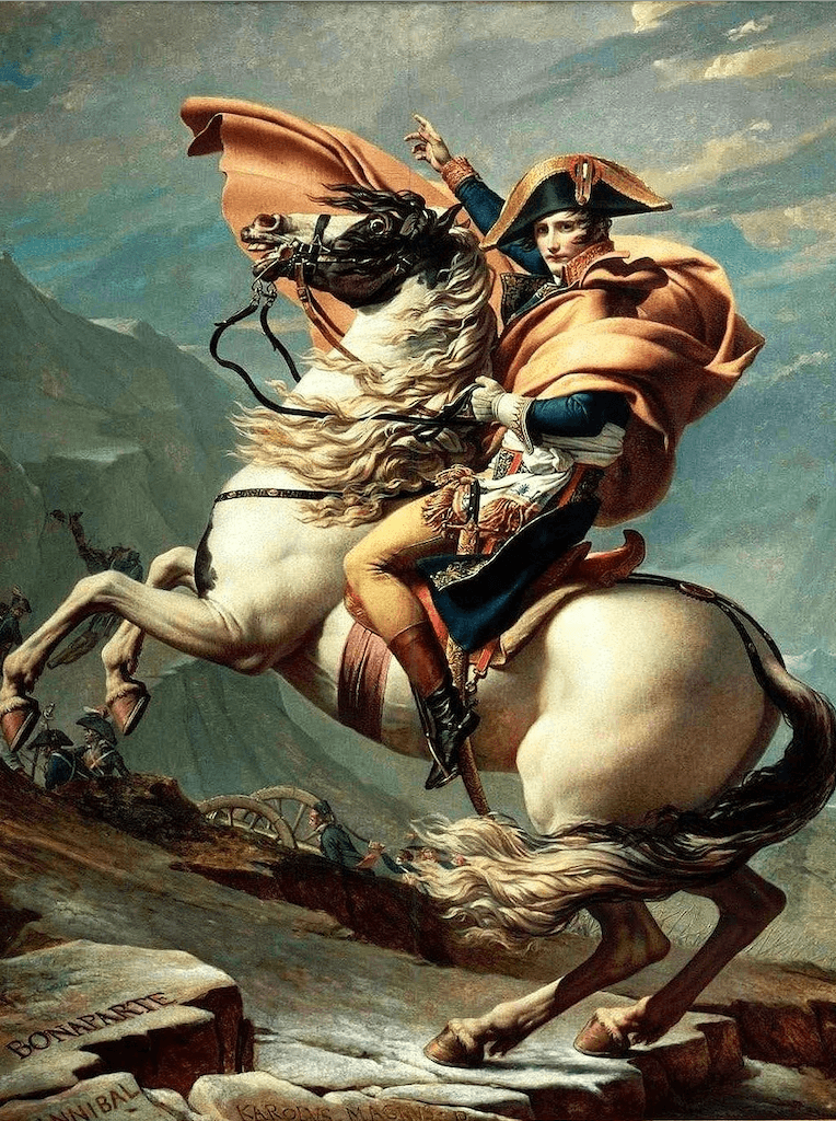 Commémoration du Bicentenaire de la mort de Napoléon