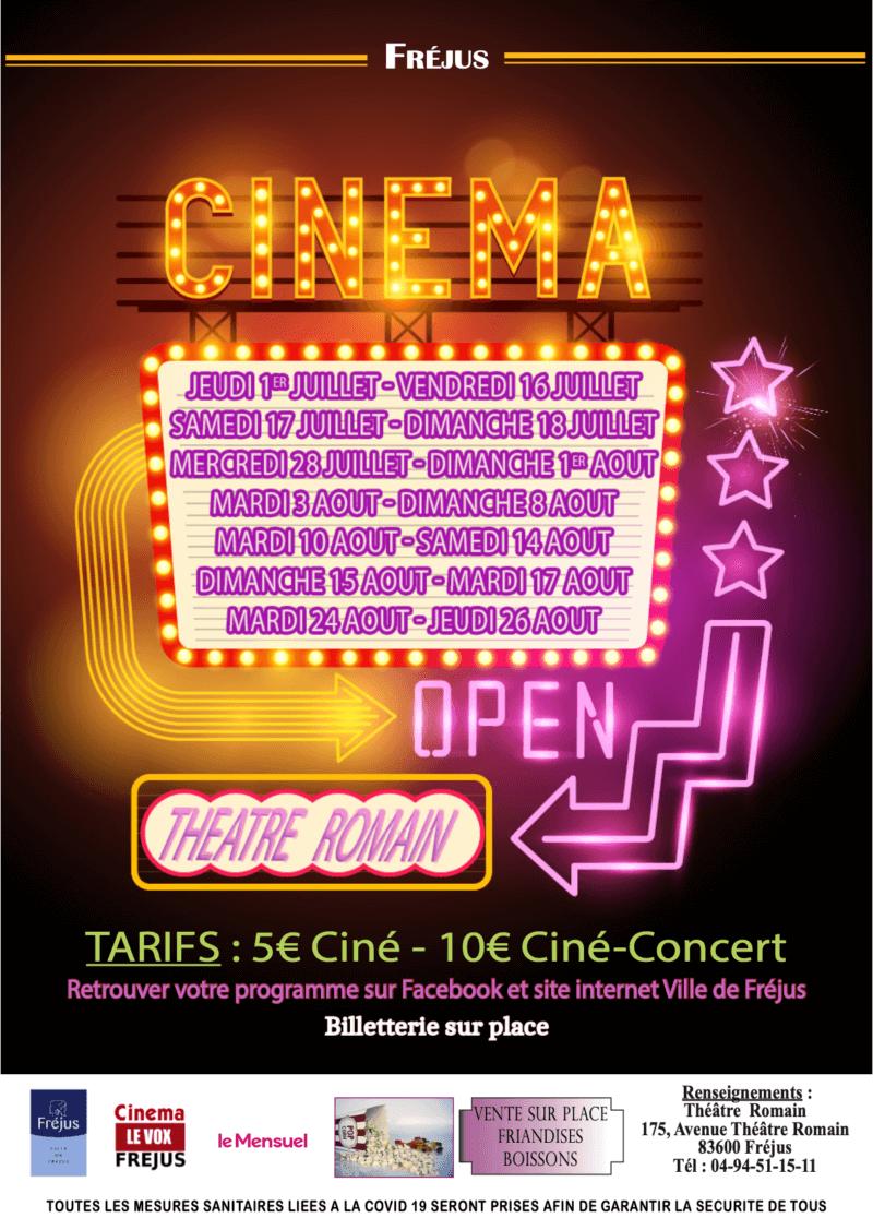 Cinéma en plein air – Le vent des libérateurs