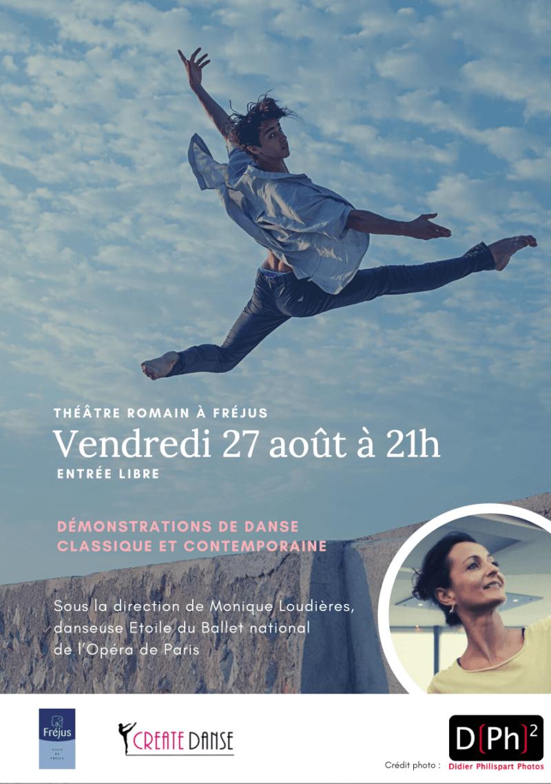 Spectacle en liberté : Danse classique et contemporaine