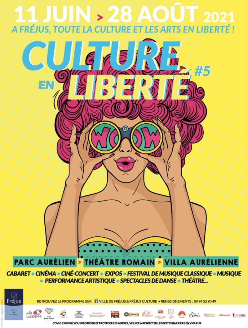 Culture en Liberté Saison 5