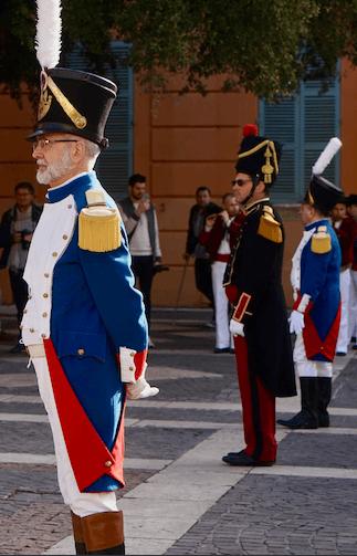 Nomination du Général de Bravade