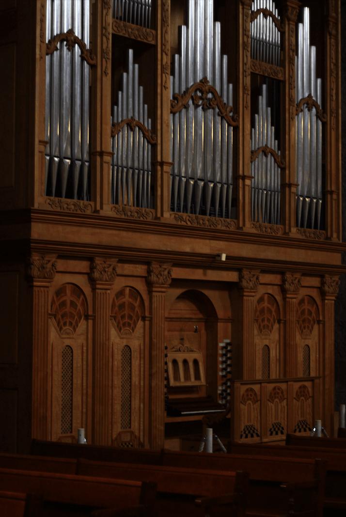 Récital d'orgue de Lucile DOLLAT
