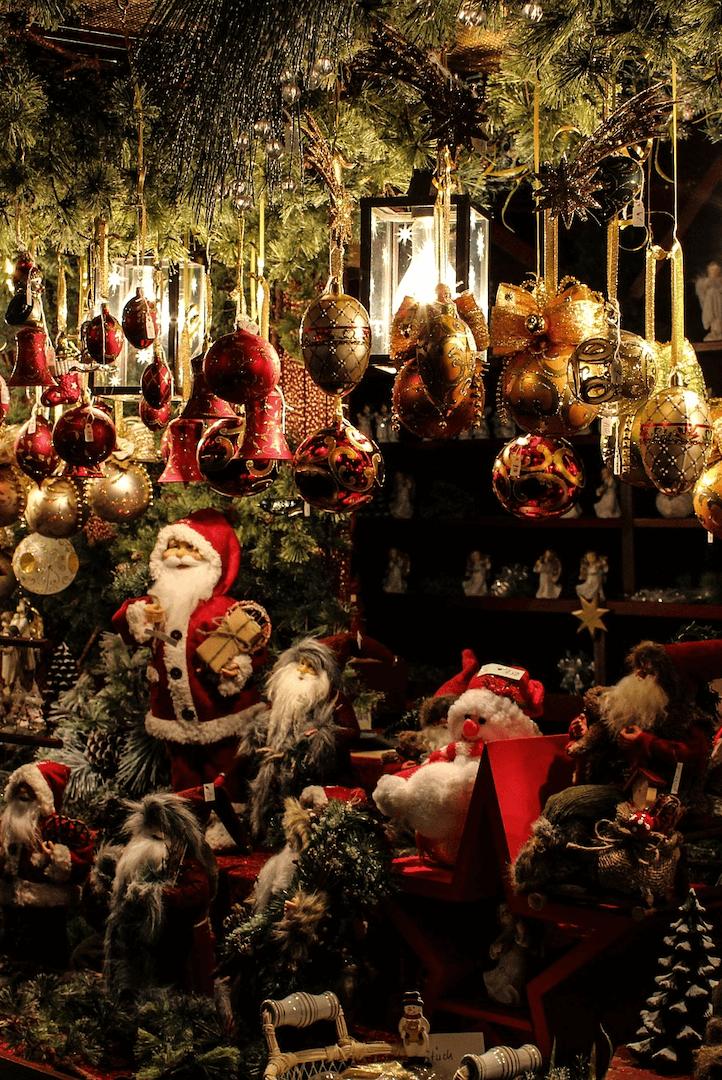 Marché de Noël au Clos des Roses