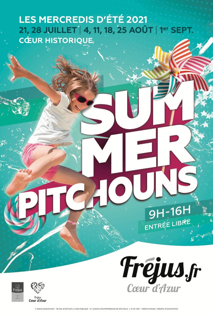 Summer Pitchouns