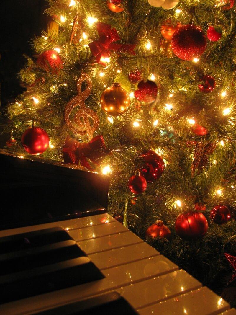 Concert de Noël de l'école municipale de musique