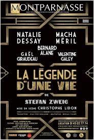 Les nuits Auréliennes «La légende d'une vie»