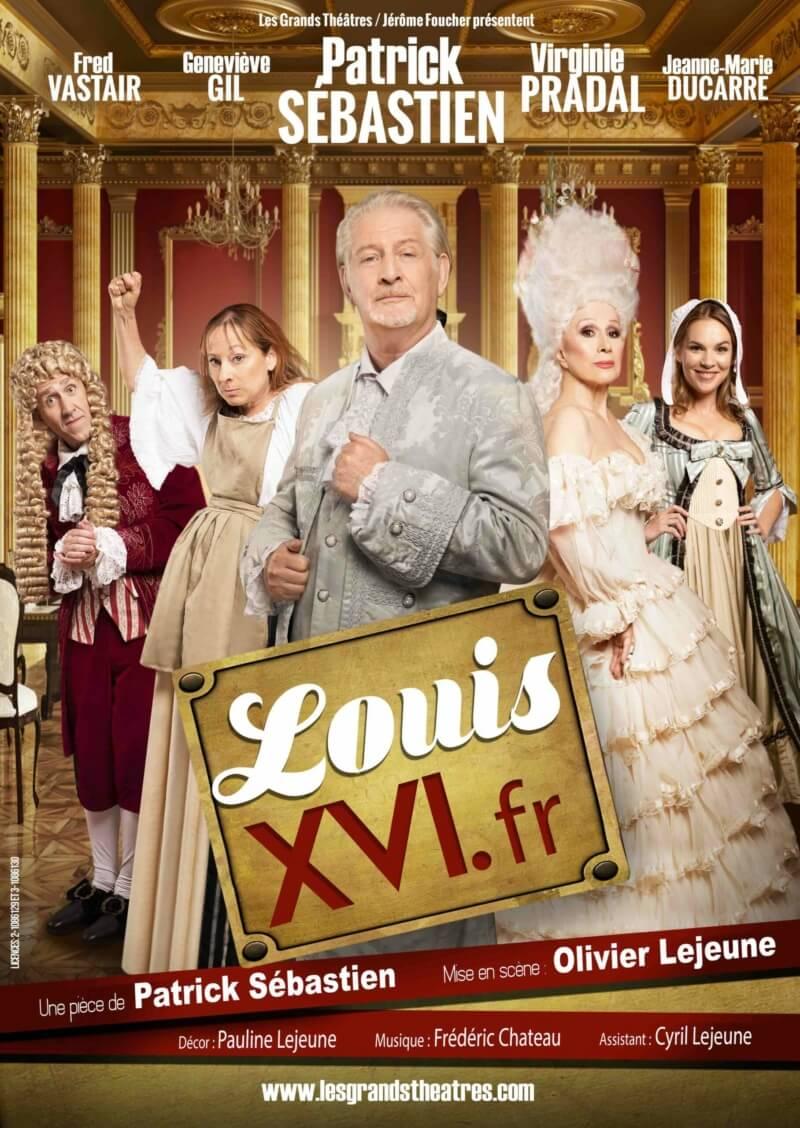 Nuit Aurélienne «Louis XVI.fr»